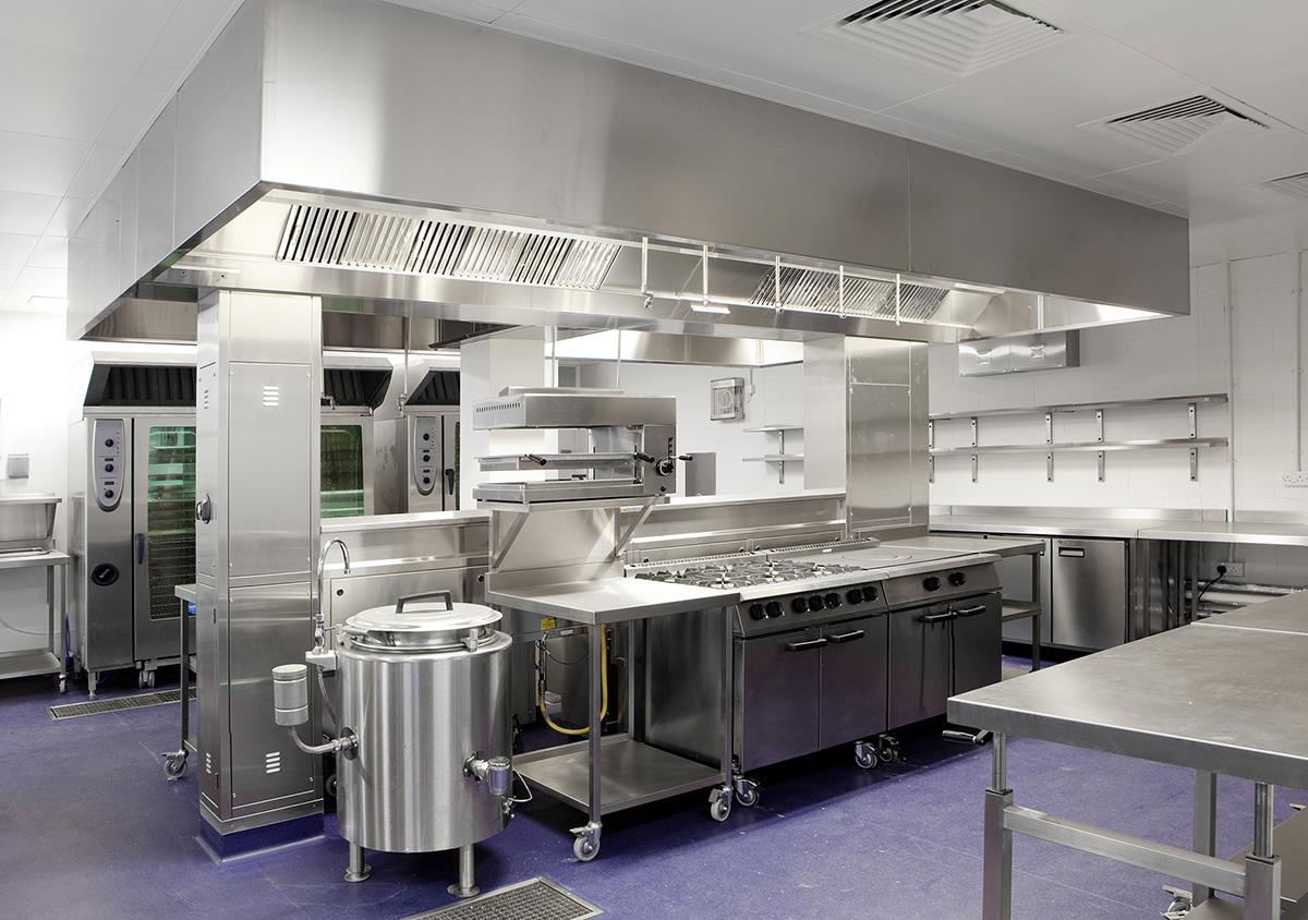 Commercial Kitchen Ventilation Solutions For Ghost Kitchens Halton