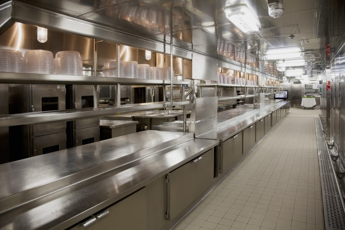 Halton provides the ventilation solutions for ghost kitchens