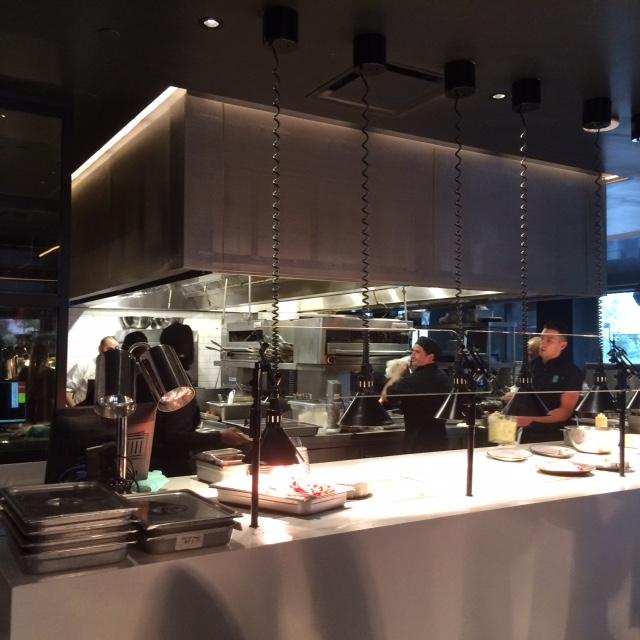 Hotel Restaurant kitchen ventilation