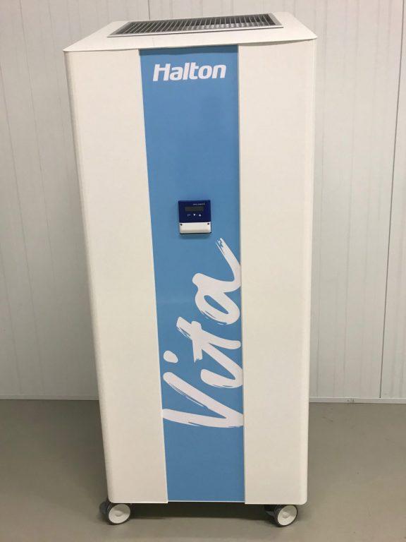 Mobile ultra clean air ventilation