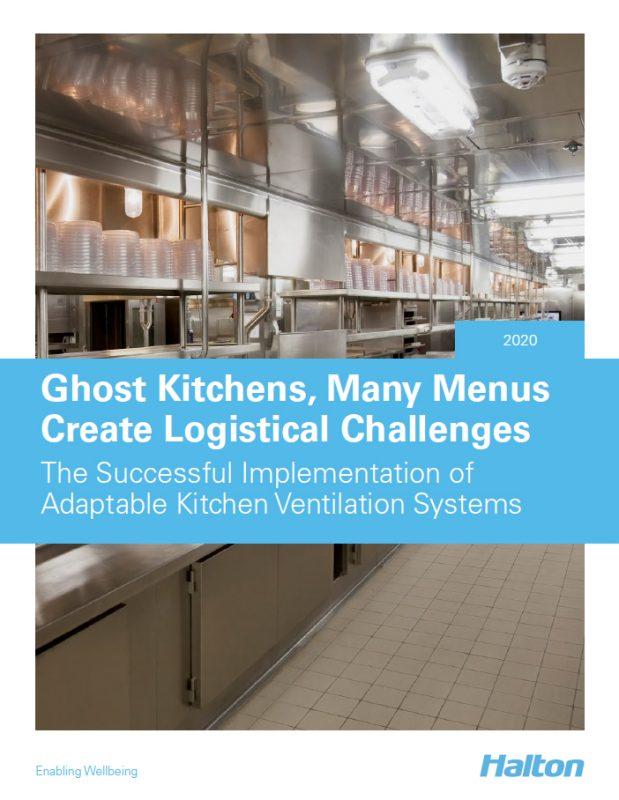 Laden Sie Ihr kostenloses Whitepaper zur Ghost Kitchen-Belüftung herunter