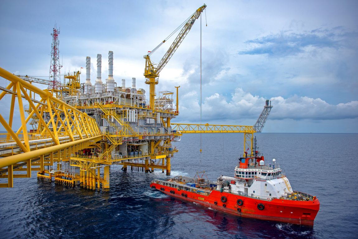 Blast protection in offshore oil and gas by Halton