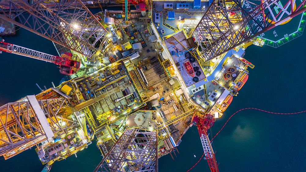 Ventilation fire safety for offshore oil and gas