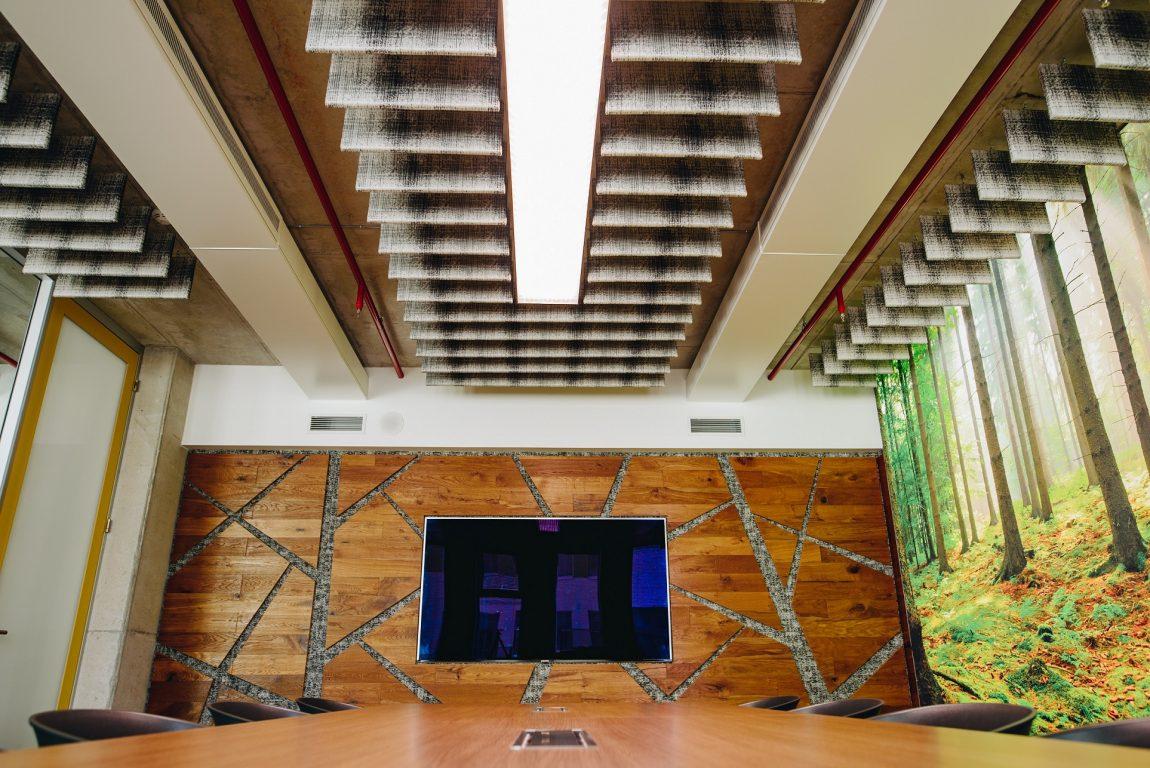 Meeting room in Areal Slatina