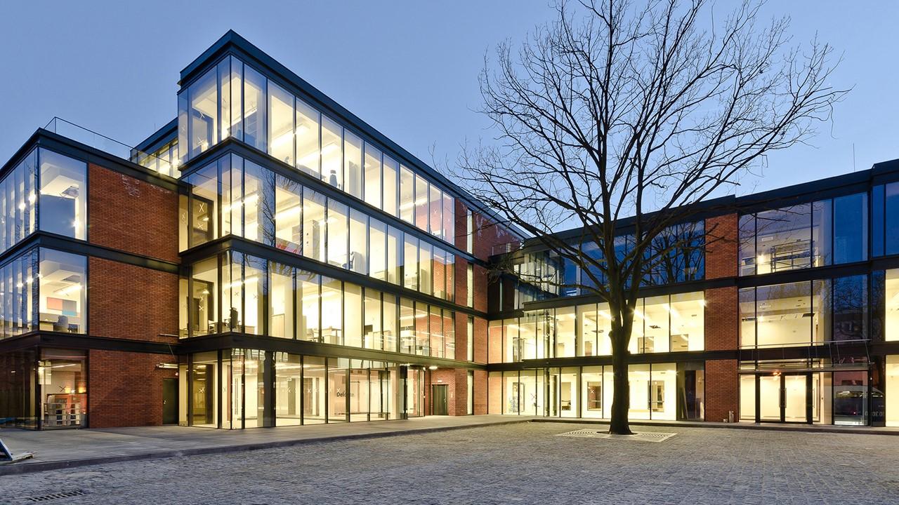 UBIQ offices in Poznan Poland energy efficient building