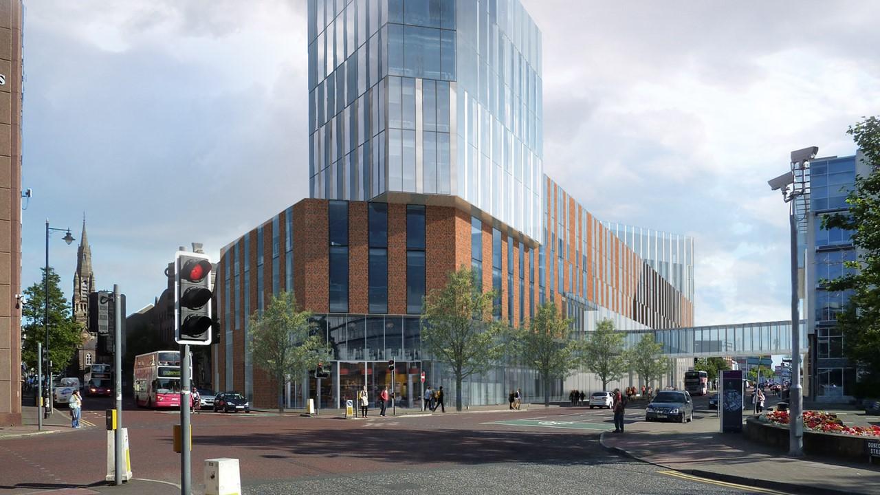 University of Ulster, Belfast, VAV