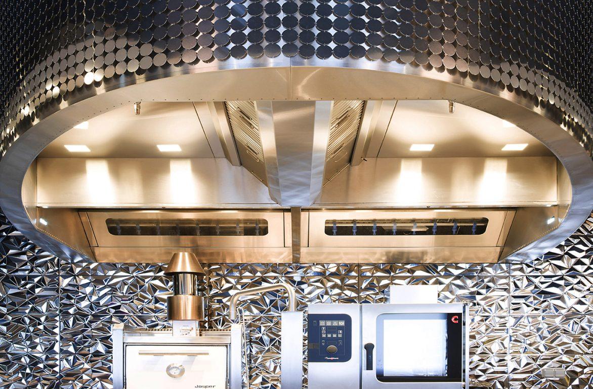 Innovation Hub - France - Béthune - Display kitchen