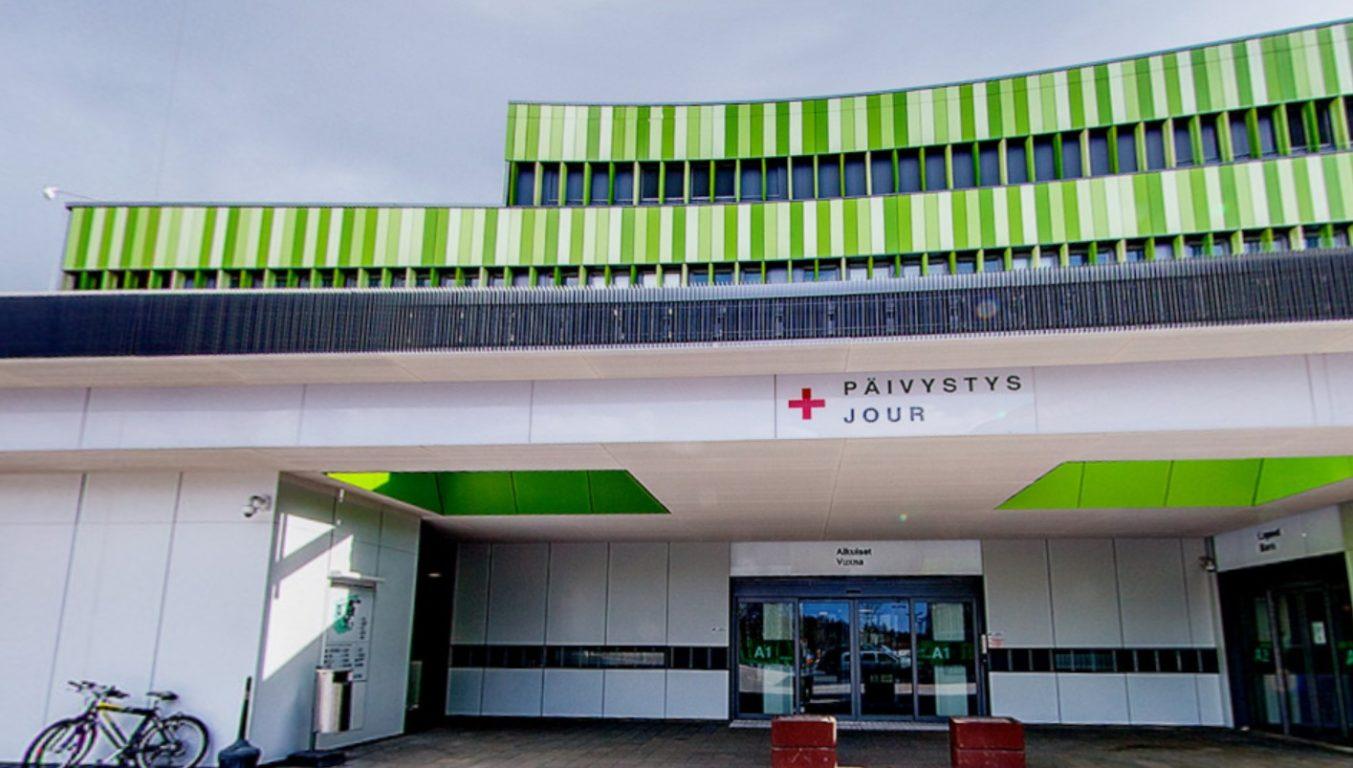 Jorvi Hospital
