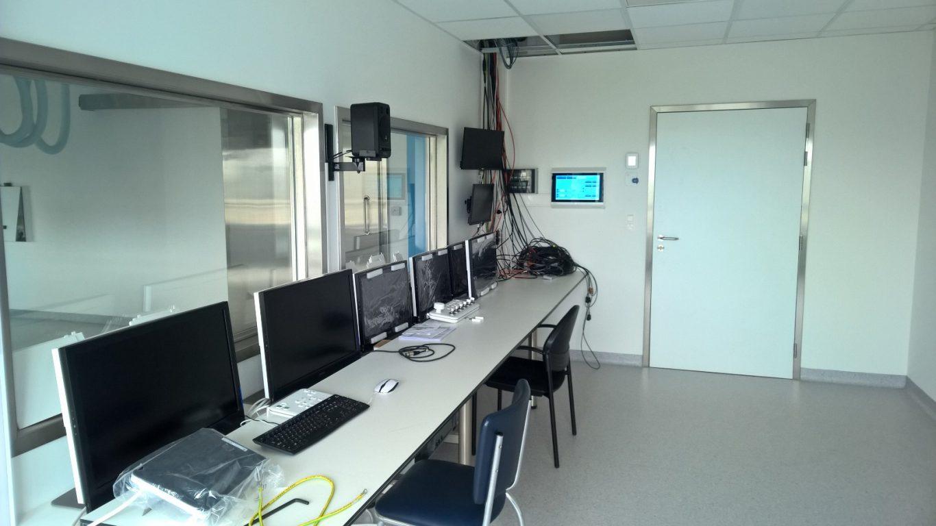 UZ Gent, Halton Vita OR Space