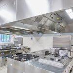 VTI Leuven has chosen Halton Solutions for the ventilation of their kitchen