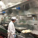 Wynn Palace Macau has chosen Halton Solutions for the ventilation of their kitchen