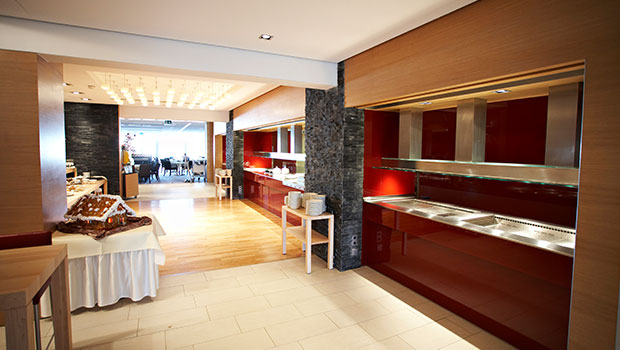 Öschberghof Donaueschingen has chosen Halton Solutions for the ventilation of their kitchen