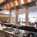 Intercontinental Berchtesgaden has chosen Halton Solutions for the ventilation of their kitchen