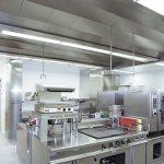 Zeppelin Baumaschinen Garching has chosen Halton Solutions for the ventilation of their kitchen