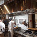 Lyngby Storecenter Copenhagen has chosen Halton Solutions for the ventilation of their kitchen