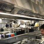 Nobis Copenhagen has chosen Halton Solutions for the ventilation of their kitchen