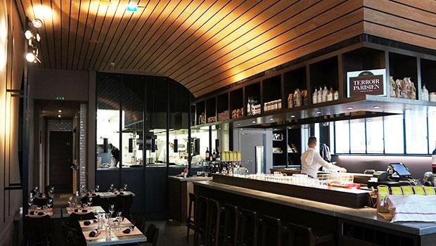 Maison de la Mutualité Paris has chosen Halton Solutions for the ventilation of their kitchen