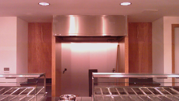 Cuisine de France Dublin has chosen Halton Solutions for the ventilation of their kitchen