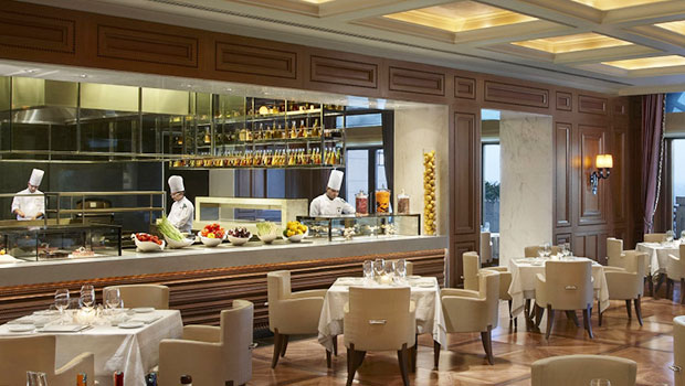 The Leela Palace New Delhi has chosen Halton Solutions for the ventilation of their kitchen