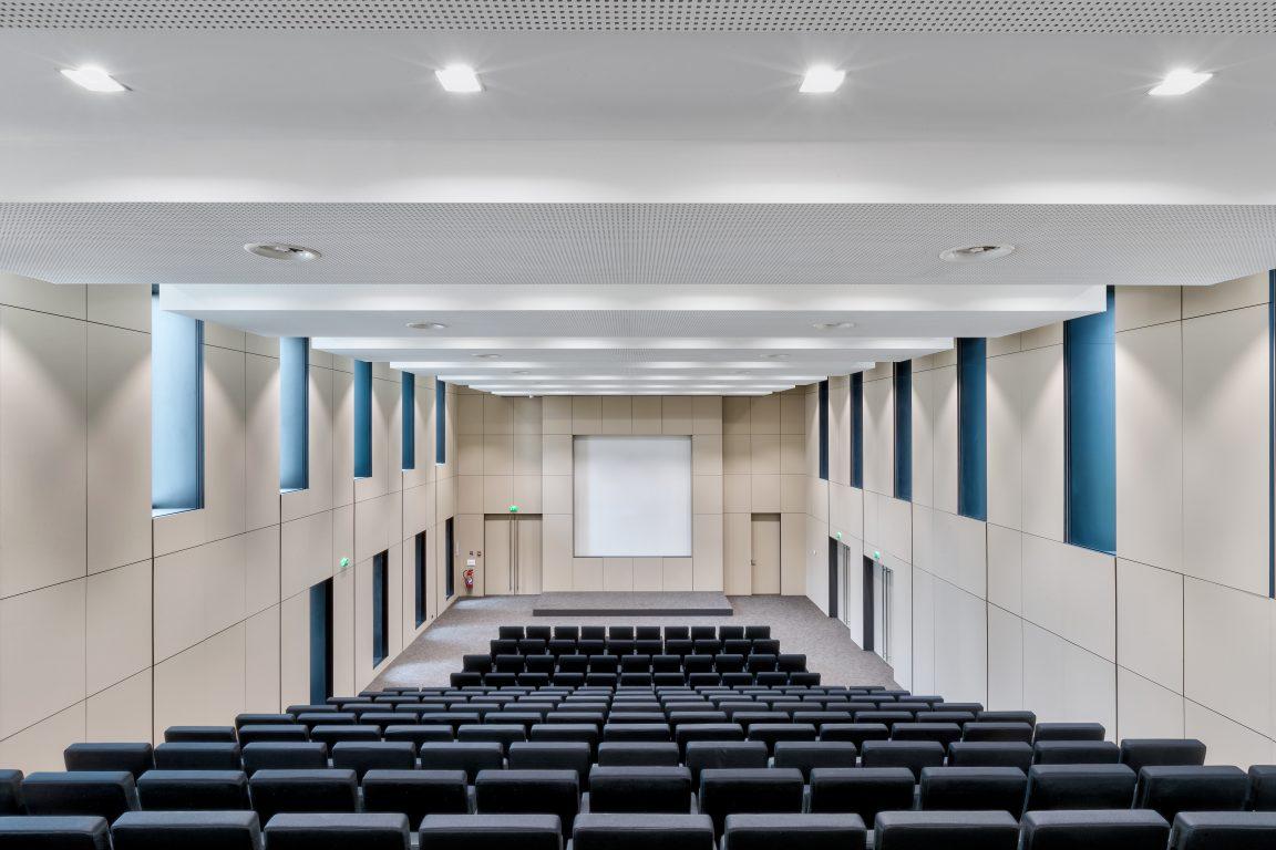 Intown / Banque de France Headquarters
