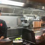 Machiya Ritmo Osaka has chosen Halton Solutions for the ventilation of their kitchen