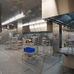 Taniguchiya Fukui has chosen Halton Solutions for the ventilation of their kitchen