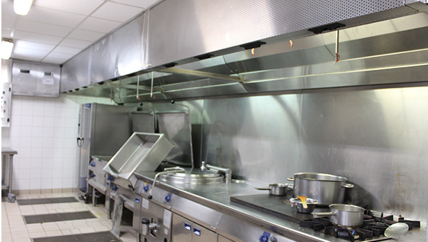 Four Seasons Hotel Casablanca has chosen Halton Solutions for the ventilation of their kitchen