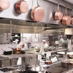 Royal Mansour Marrakech has chosen Halton Solutions for the ventilation of their kitchen