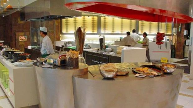 Shangri La Lemon Garden Restaurant Kuala Lumpur