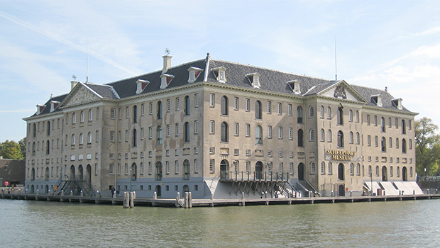 Scheepvaartmuseum Amsterdam has chosen Halton Solutions for the ventilation of their kitchen