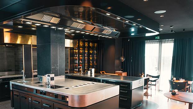 Renaa Stavanger has chosen Halton Solutions for the ventilation of their kitchen