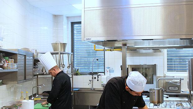Ibis Stare Miasto Gdansk has chosen Halton Solutions for the ventilation of their kitchen