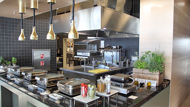 Marriott Courtyard Gdynia Waterfront has chosen Halton Solutions for the ventilation of their kitchen
