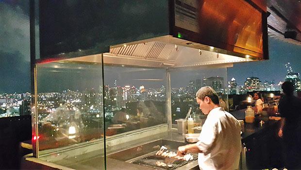 Bangkok Marriott Hotel Sukhumvit has chosen Halton Solutions for the ventilation of their kitchen