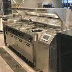 Vodafone Arena Besiktas Istanbul has chosen Halton Solutions for the ventilation of their kitchen