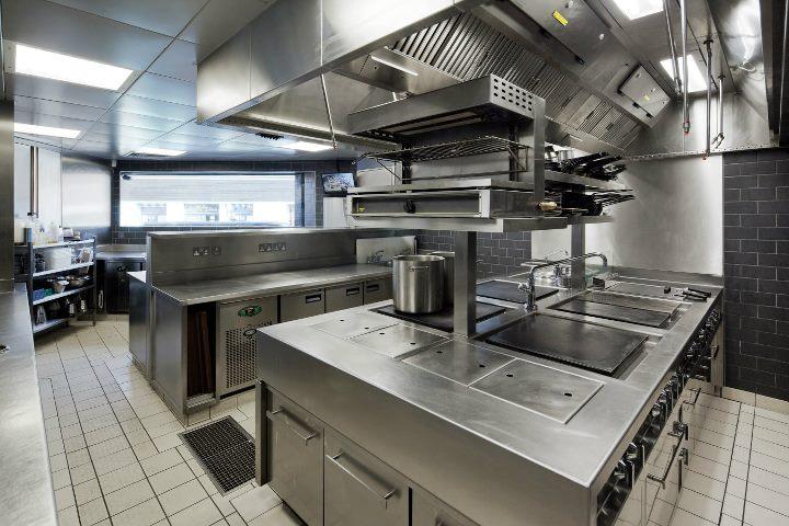 Rocksalt Folkestone has chosen Halton Solutions for the ventilation of their kitchen