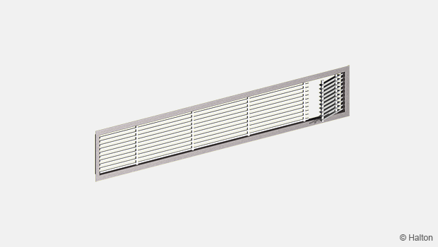 window sill grille