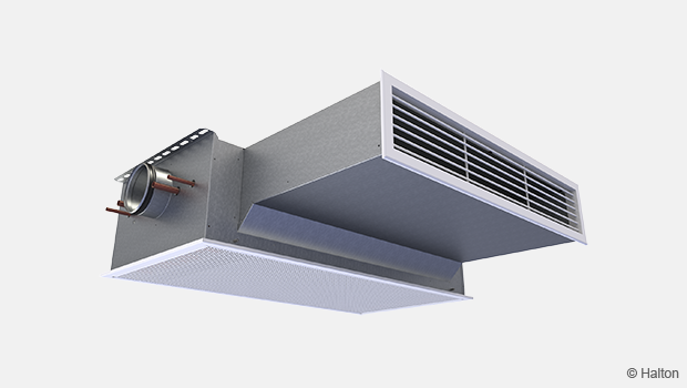 Boost bulkhead beam