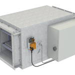 HML - Airflow unit for large volumes
