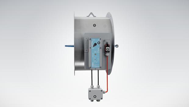 FDO A0(A60) fire and gas damper