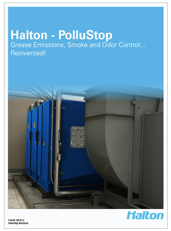 Halton Pollution Control Unit PolluStop