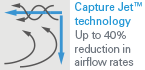 More about Capture Jet™ technology