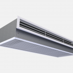 Halton CaBeam chilled beam for integrated installation