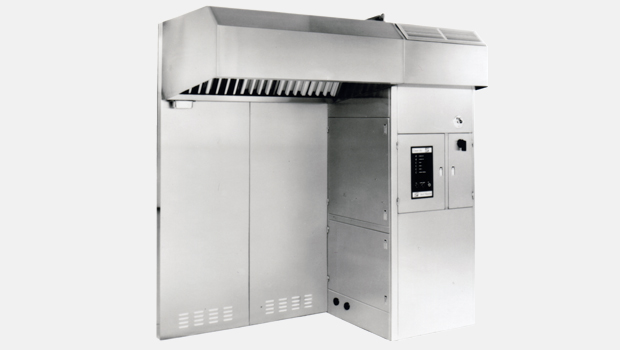 Halton Kiosk Ventilation System