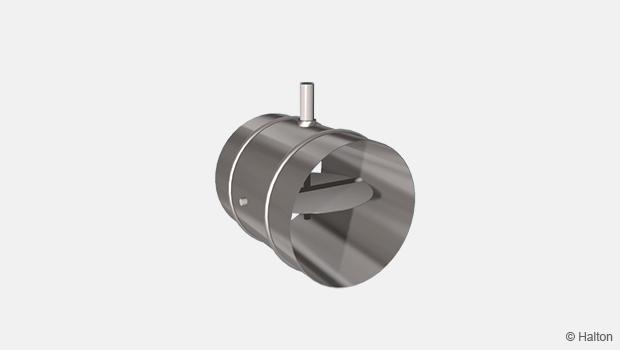 Mechanical CAV damper, Halton RMC