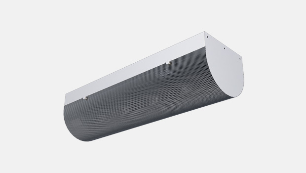 TCG low-velocity ceiling diffuser for galleys