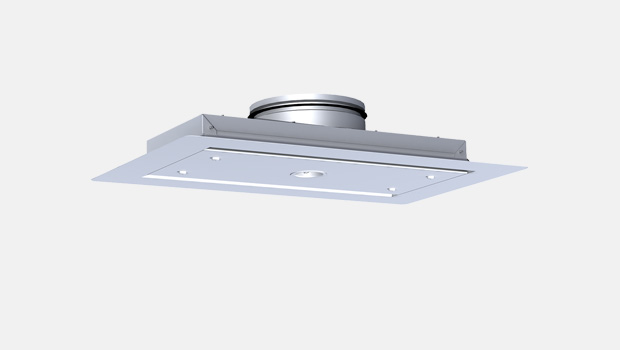 TCL Rectangular ceiling diffuser