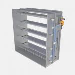 Rectangular VAV damper, Halton UKV