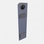 exhaust unit vertical duct