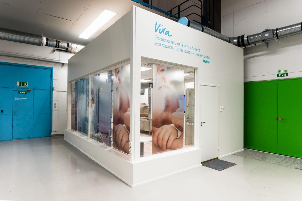Halton Vita Lab Innovation hub